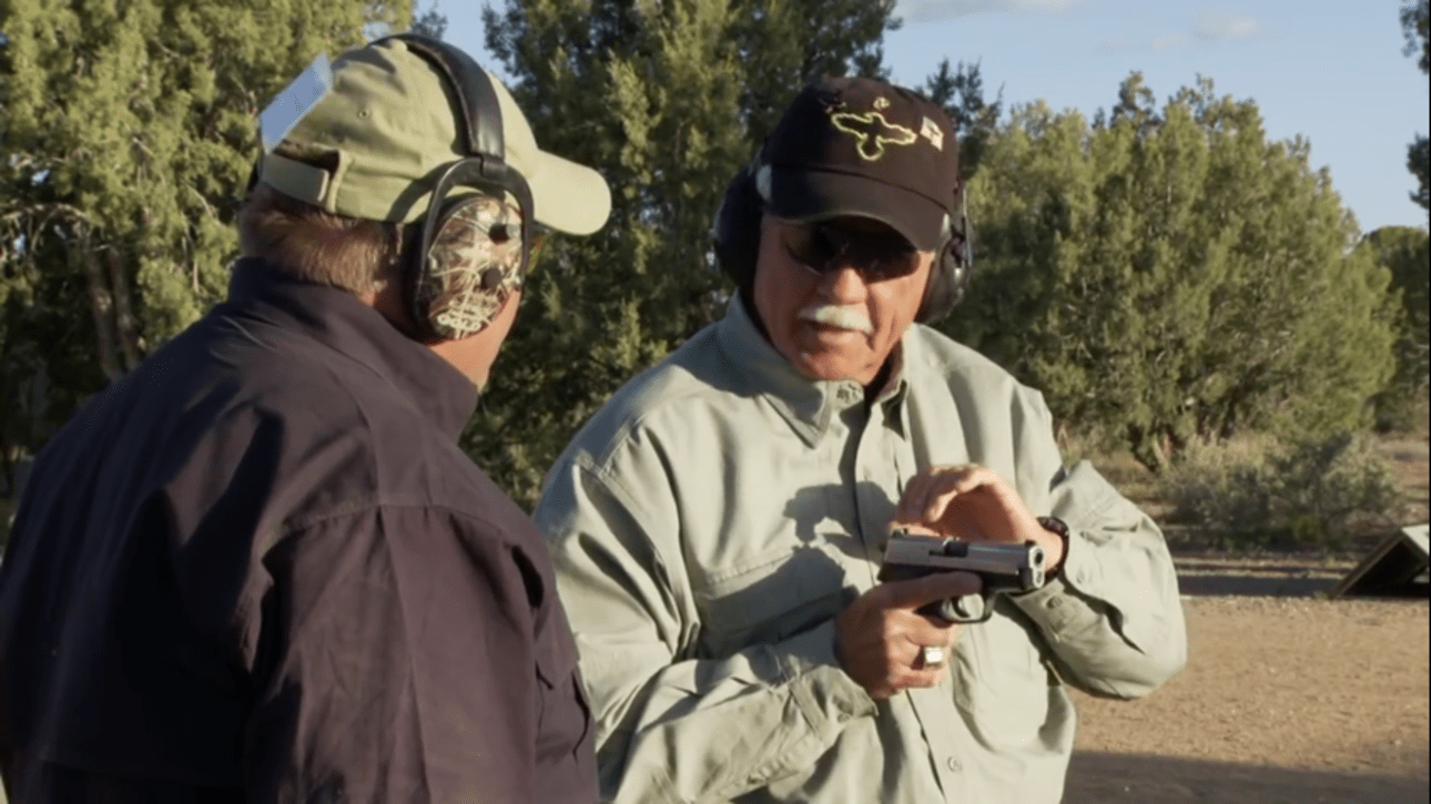 Gunsite Academy Firearms Training